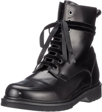 Liebeskind Berlin Women's LW175260-nappa Combat Boots