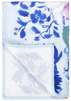 Designers Guild Majolica Cornflower Throw