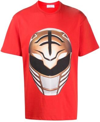 Ih Nom Uh Nit Ranger print boxy T-shirt