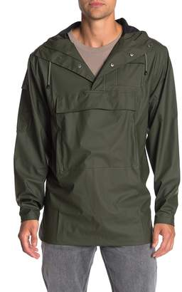 Rains Camp Waterproof Hooded Anorak