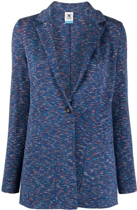 M Missoni Tweed Blazer