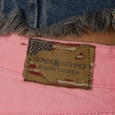 Denim & Supply Ralph Lauren Colored Cropped Skinny Jean