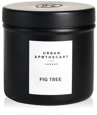 Urban Apothecary London Fig Tree Luxury Travel Candle 175G