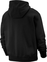 Nike Sportswear Plus Size Club Fleece Full Zip Hoodie - Black