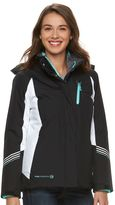 Free Country Women's Colorblock 3-in-1 Systems Jacket