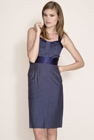 VOOM by Joy Han Mia Pencil Dress in Navy