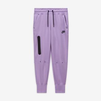 Nike Big Kids' (Girls') Pants Sportswear Tech Fleece