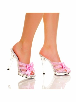 The Highest Heel womens Quest 101 Mule Sandal Pump