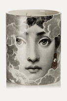 Fornasetti Nuvola Mistero Scented Candle, 900g - Gray
