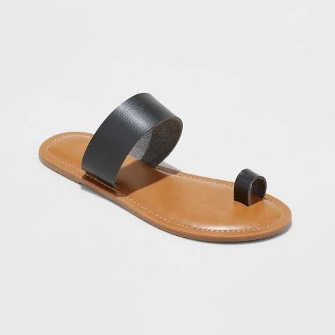 Universal Thread Women's Kessie Slide Sandal