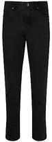 John Lewis Headland Washed 5 Pocket Trousers, Charcoal
