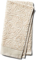 Peacock Alley Park Avenue Hand Towel, Beige