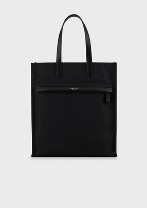 Giorgio Armani Waterproof Nylon Bag