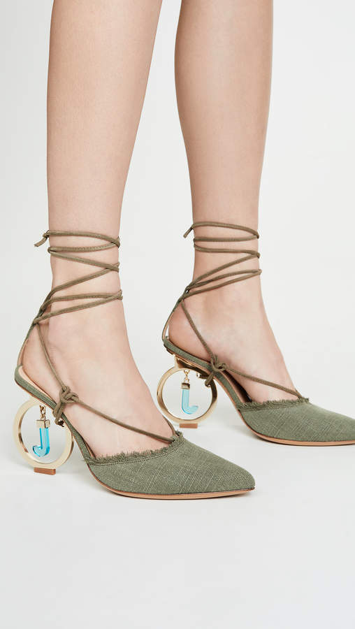Jacquemus Les Chaussures Riviera Pumps