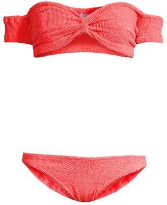 Hunza G Brigette 2-Piece Bikini Set