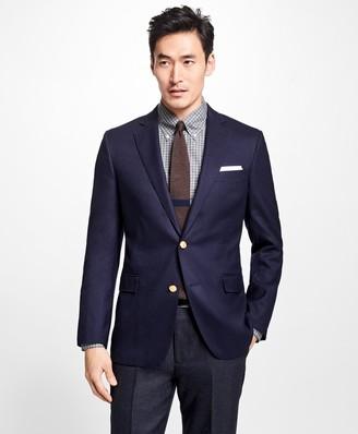 Brooks Brothers Regent Fit Doeskin Stretch Wool Blazer