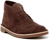 Clarks Bushacre Suede Chukka Boot