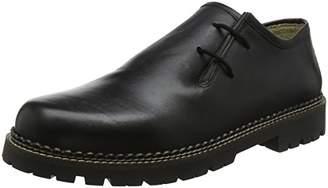 Stockerpoint Unisex Adults' Schuh 1224 Derbys, Black (Nappa)