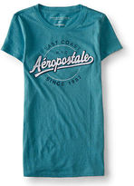 Aeropostale Womens East Coast Aropostale Graphic T Shirt