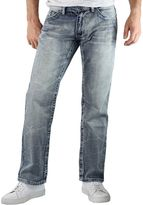 Earl Jean Men's Relaxed Straight-Fit Denim Jeans