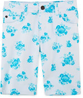 Arizona Floral Bermuda Shorts - Girls 7-16, Slim and Plus