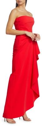 Chiara Boni Nyaveth Long Column Dress