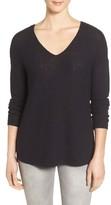 Nic+Zoe Women's Digital Fuse Sweater