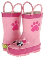 Western Chief Pink Kitty Rainboot (Toddler/Little Kid/Big Kid)