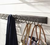 Pottery Barn Kellan Wall-Mount Row of Hooks