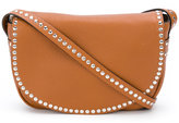 RED Valentino studded crossbody bag - women - Leather - One Size