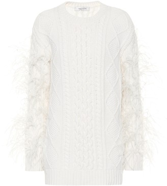 Valentino Virgin wool sweater