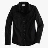 J.Crew Petite stretch perfect shirt