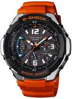 G-Shock Casio G Shock Aviator Radio-Controlled Resin Strap Mens Watch