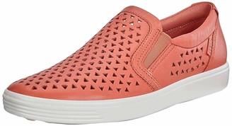 Ecco Women's Soft 7 Laser Cut Slip-On Sneaker