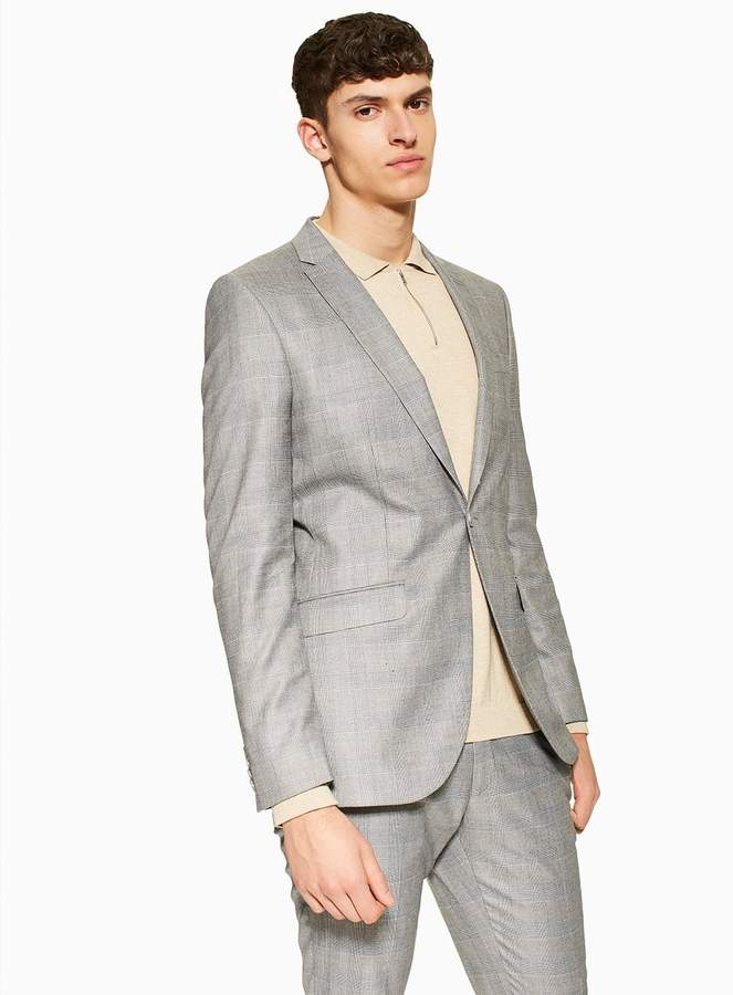 2934652c5cfb Topman Skinny Blazer - ShopStyle UK