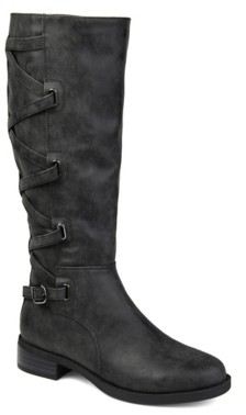 Journee Collection Carly Extra Wide Calf Boot