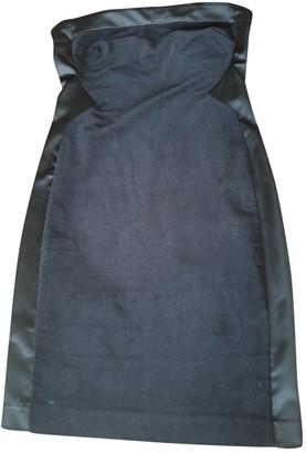 Rachel Roy Black Velvet Dress for Women