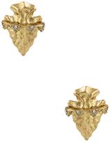 House Of Harlow Mojave Arrowhead Stud Earrings