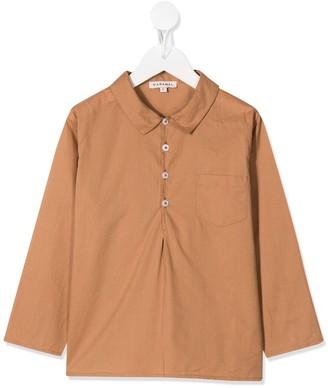Caramel Westminster shirt