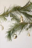 Country Road Pine Decoration Set of 4
