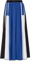 Smarteez Colorblock Maxi Skirt