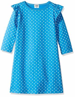 Look by crewcuts Amazon/J. Crew Brand Girls' Fleece Dress