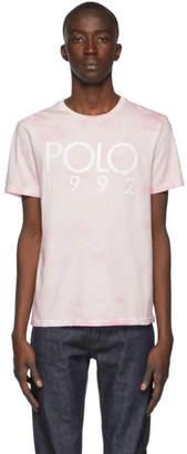 Polo Ralph Lauren Pink 1992 T-Shirt