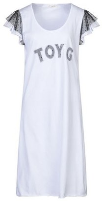 Toy G. Knee-length dress