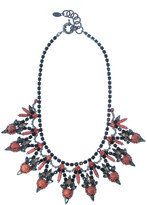 Elizabeth Cole Valentina Necklace 6176626181