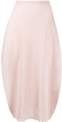 Jil Sander Deconstructed Midi Skirt