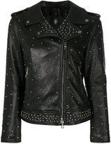 Eleventy studded jacket