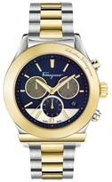 Salvatore Ferragamo Men's 1898 Chronograph Bracelet Watch, 42Mm