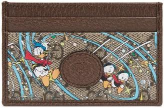 Gucci Disney x Donald Duck card case