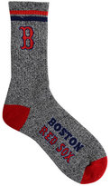 For Bare Feet Boston Red Sox Heathered Crew Socks